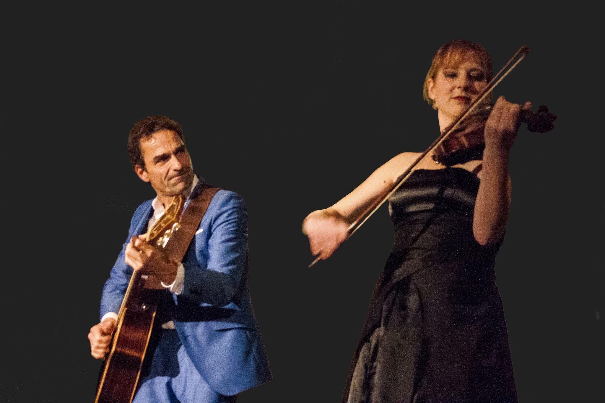 Opening aMusée, Gerard Alderliefste & Maria Eldering
