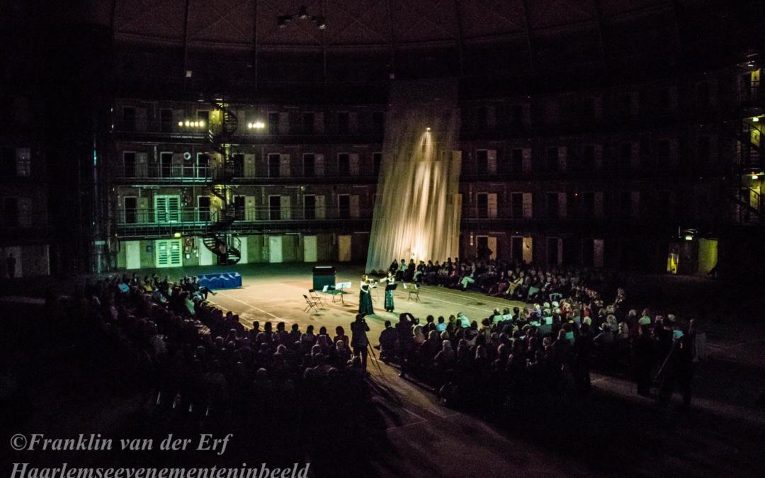 Laatste Koepelconcert Haarlemse Viooldiva's groot succes!