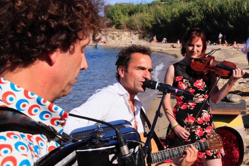 Gerard Alderliefste & friends (trio) Une Soiree musicale