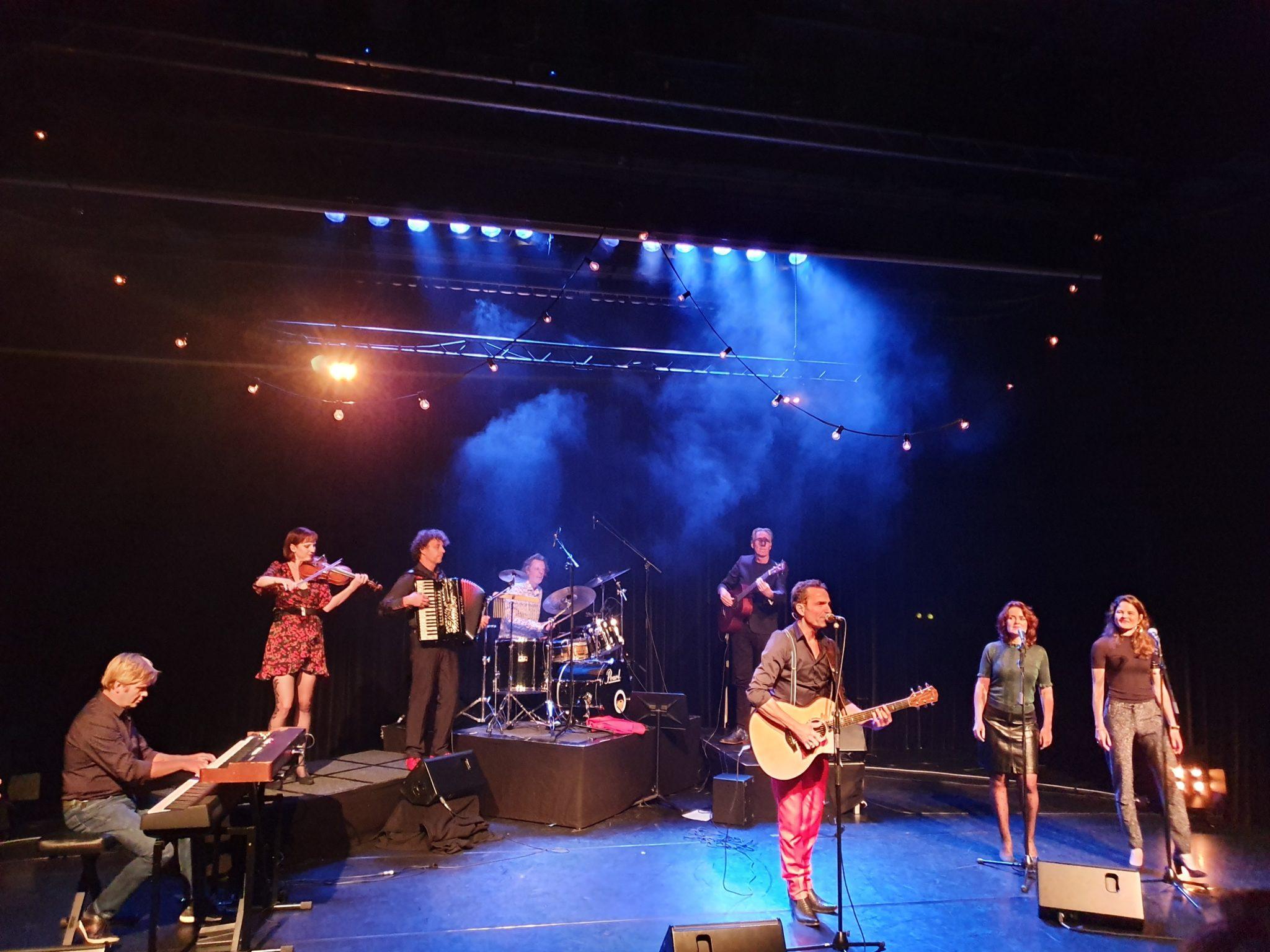 'Une belle histoire' Theater Hofpoort, Coevorden