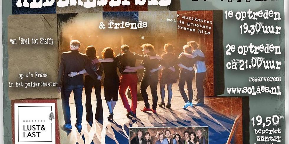 Concert Gerard Alderliefste & Friends | Hofstede Lust en last | Soleas